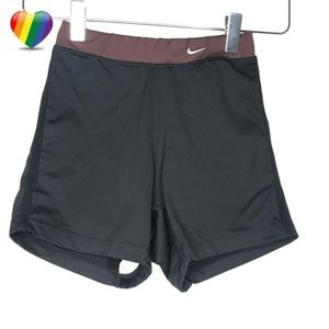 Nike Fit Black Athletic Shorts A090544